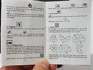 Anipalz Dog Instructions  Manual