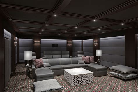 home theater interiors ct home theater contemporary home theater other by clark gaynor interiors