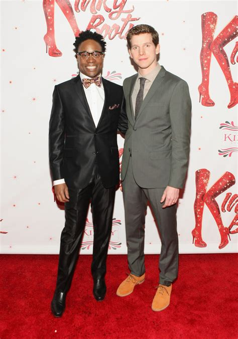 Billy Porter Photos Media Opening For Kinky