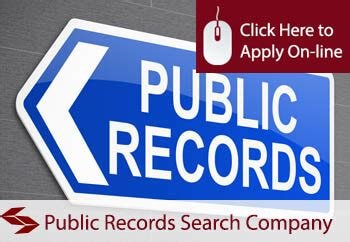Public Record Search Company Professional Indemnity Insurance