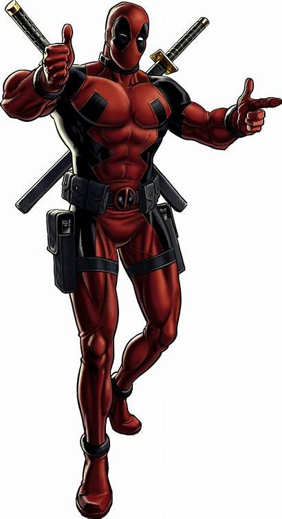 Marvel Transparent Character Clipart Clipground Cliparts