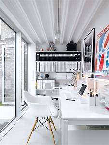 Tidy and organized: Home offices and workspaces to ...