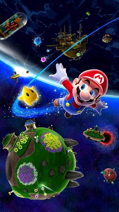 Mario Super Galaxy Wallpapers Note Cool Pixel