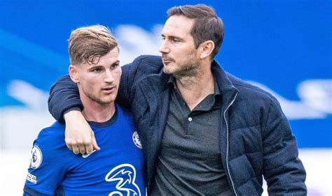 Chelsea star Timo Werner feels 'guilty' after Frank ...