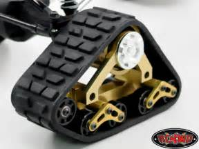 RC Truck with Tank Tracks