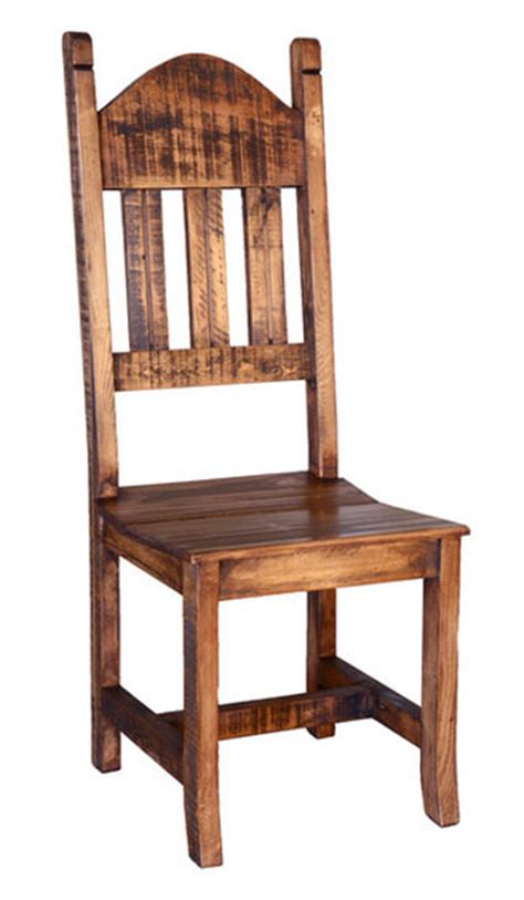 rustic dining chair rustic pine dining chair pine