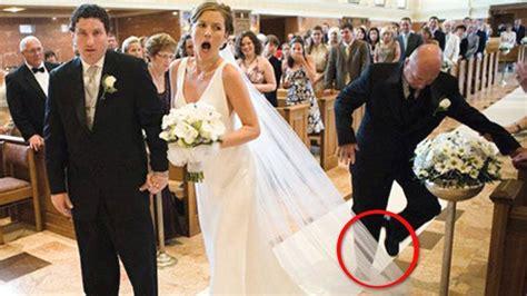 Funny Wedding Fails Compilation