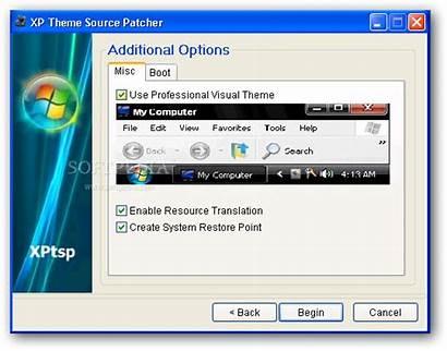 Portable Xp Patcher Theme Source Screenshots