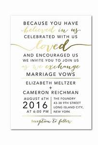 typography wedding invitations foil stamped wedding With wedding invitation short text