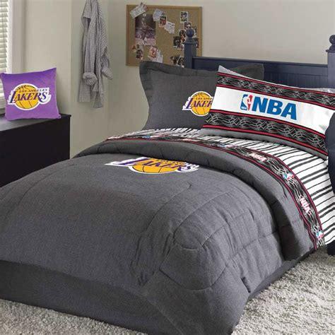 lakers bed set   stock ready  ship gifts nba