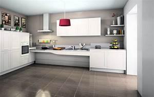 le choix de votre carrelage en fonction de votre cuisine With quel carrelage pour une cuisine