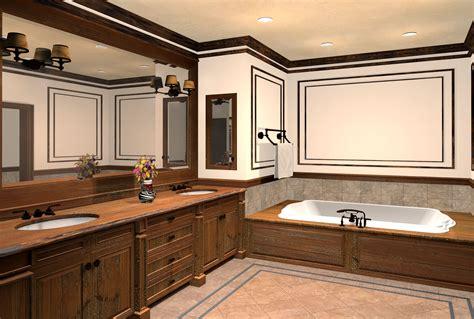 luxurious bathroom design ideas