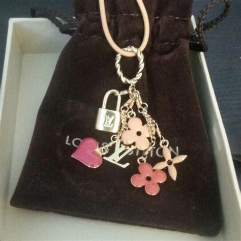 louis vuitton jewelry brand  louis vuitton sweet monogram necklace  lilys