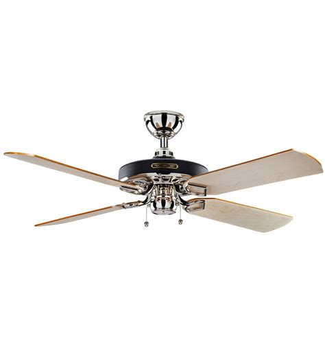 polished chrome ceiling fan with light ceiling fans with
