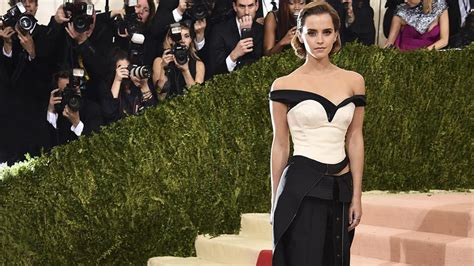 Emma Watson New All About Sustainable Fashion