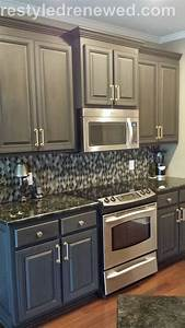 Kitchens Best Chalk Paint Cabinets Ideas 2017 And Painted