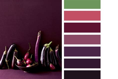 eggplant paint color combinations fall forecast is eggplant the new black in color trends