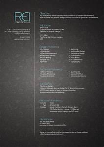 Vitae Resume 25 Excelentes Ejemplos De Curriculum Vitae Creativos