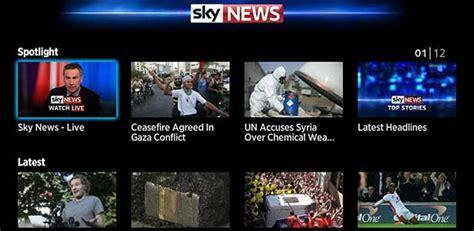 Sky News Live Streaming On Roku
