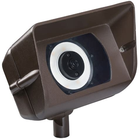 kichler led 16070azt outdoor wall wash accent light