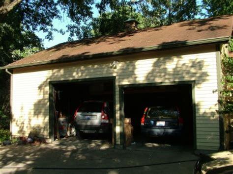 shade tree garage garage ventilation ask the builder