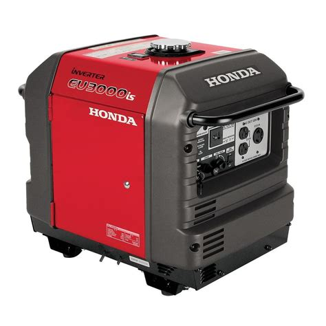 Honda 3,000-watt Super Quiet Gasoline Powered Electric