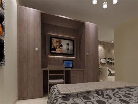 armoire encastrable pour chambre zeus armoire avec tv intégré by mobilspazio contract