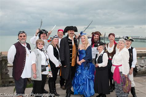 Wedding Photography In Brighton A Pirate Themed Wedding At