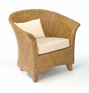 Fauteuil En Rotin : fauteuil rotin magellan ~ Teatrodelosmanantiales.com Idées de Décoration