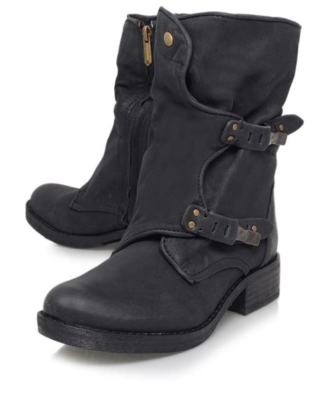biker boots for style your with womens biker boots careyfashion com