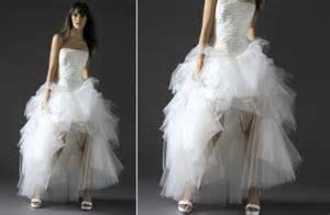ugliest wedding dresses wedding dresses ballerina bad onewed