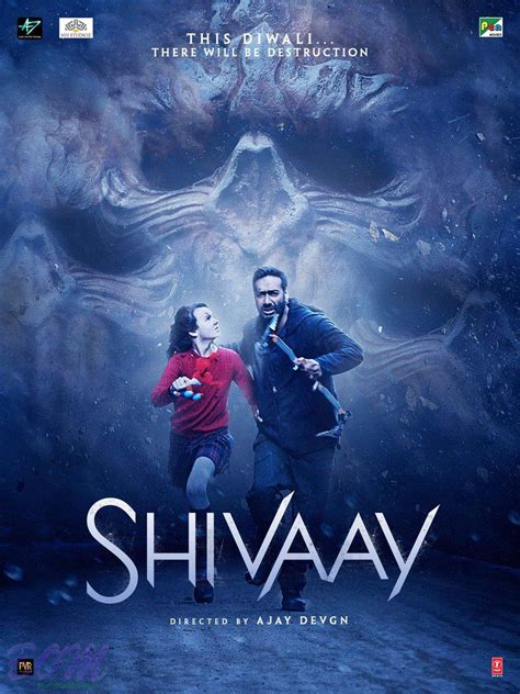 latest shivaay  poster   august  picture