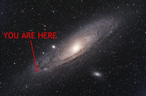 You Are Here  Jeffrey's Boldly Going Nowhere