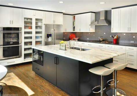 idees pour des comptoirs de cuisine design