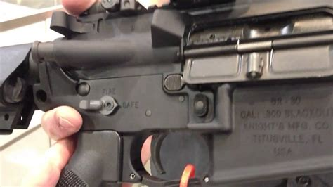 SHOT Show 2013: Knights Armament Company and URX4 Rail ...