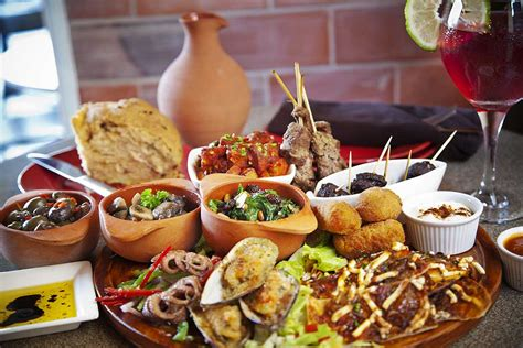 mediterranean cuisine menu waar komt de tapa nu eigenlijk vandaan voor