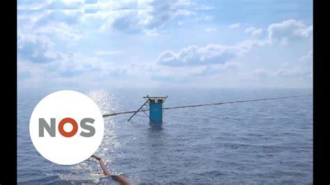 OCEAN CLEAN UP: opruimsysteem van Boyan Slat voor plastic