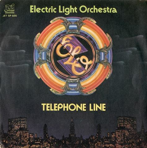 Electric Light Orchestra Do Ya by 45cat Electric Light Orchestra Telephone Line Do Ya