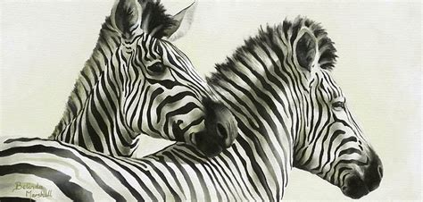 African Animal Artwork Drawings And Paintings Belinda