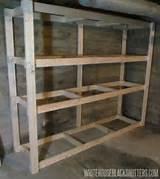 Photos of Storage Shelf Plans Pdf