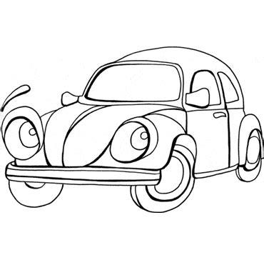 dessins de coloriage transporter volkswagen  imprimer