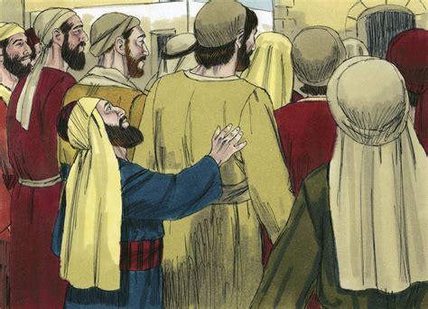bible for zacchaeus