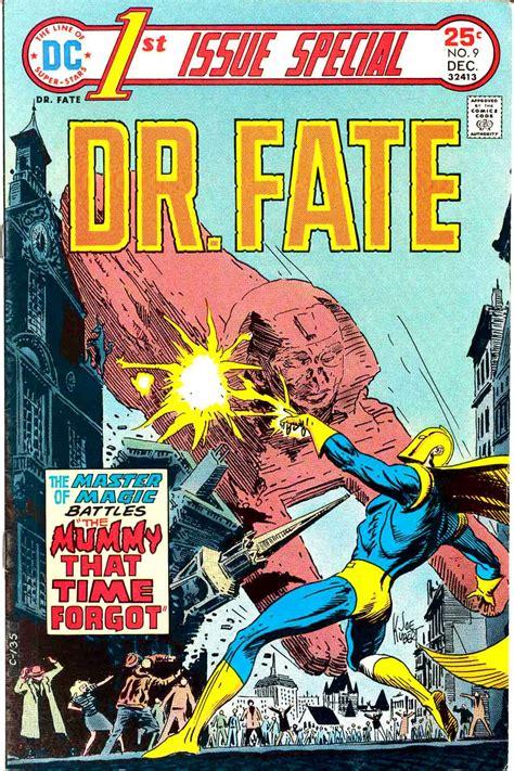 1st Issue Special #9 / Dr. Fate - Walt Simonson art, Joe ...
