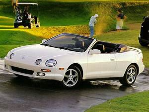 1999 Toyota Celica Gt 2dr Convertible Pictures