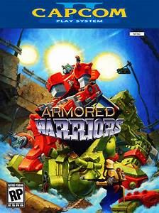 Armored, Warriors, Details
