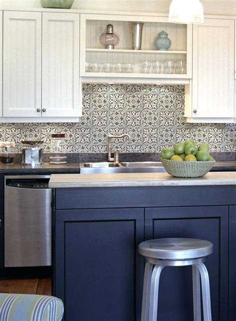 kitchen backsplashes images blue subway tile backsplash backsplash sink ideas 2270
