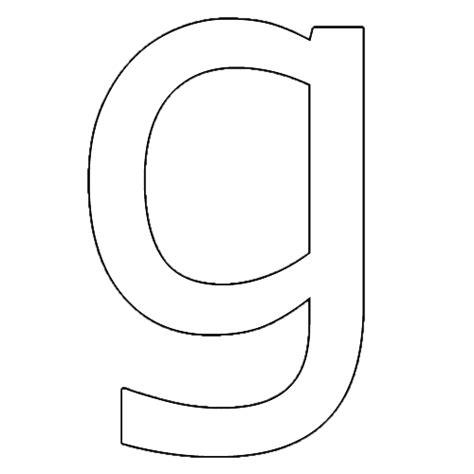 letra g moldes de letra g moldes molde letra g min 250 scula escola educa 231 227 o
