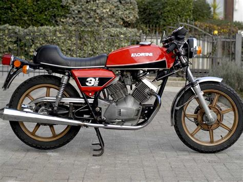 moto morini 3 5 sport 350cc 1978