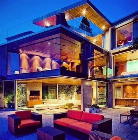 fancy houses mansions beautiful Modern beach house