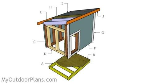 dog house plans  large dog large dog house outdoor